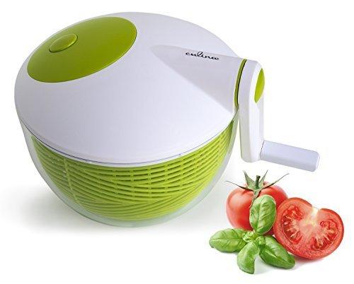 culina salatschleuder 23 cm platzsparend langlebige robuste konstruktion - Culina Salatschleuder 23 cm Platzsparend, Langlebige robuste Konstruktion