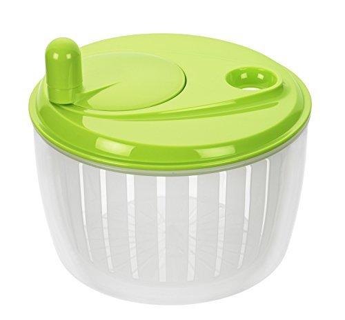 lurch 10220 salatschleuder mit kurbel gruen - Lurch 10220 Salatschleuder mit Kurbel grün