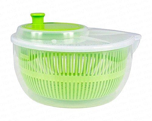salatschleuder salatschuessel gruen 1 stueck - Salatschleuder Salatschüssel Grün 1 Stück